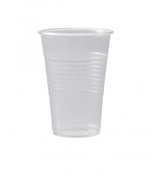 Πλαστικό Ποτήρι PP Crystal Διάφανο 502 200ml/100ΤΜΧ