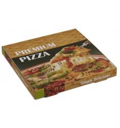 PIZZA BOX 33,5Χ33,5Χ3,5 PREMIUM(Νο 4)