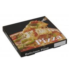 PIZZA BOX 26Χ26Χ3,5 DELICIOUS(Νο 1)