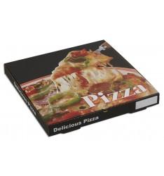 PIZZA BOX 33,5Χ33,5Χ3,5 DELICIOUS(Νο 4)