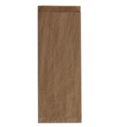 BROWN KRAFT PAPER BAGS UNPRINTED SIZE 15x31