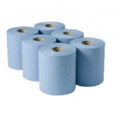KITCHEN ROLL 6x1800gr BLUE