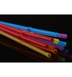 FLEXIBLE STRAW TUTTI/24cm/1000pcs