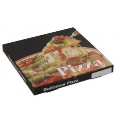 PIZZA BOX 40Χ40Χ3,5 DELICIOUS