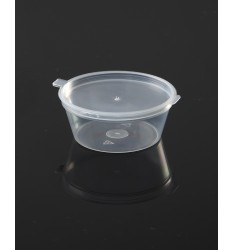 HINGED LID SAUCE CONTAINER PP 30ml/50pcs