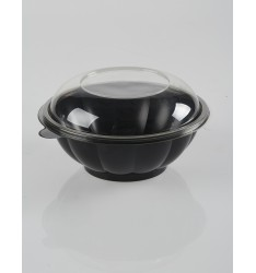LID FOR SALD BOWL PET RB TRANSPARENT/50pcs