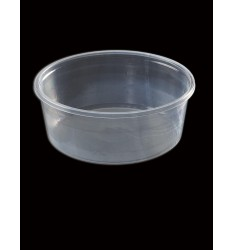 YOGURT PS CONTAINER 1280gr/50pcs/Νο99 TRANSPARENT