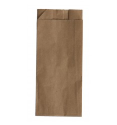 BROWN KRAFT PAPER BAGS UNPRINTED SIZE 10x27