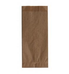 BROWN KRAFT PAPER BAGS UNPRINTED SIZE 7x19