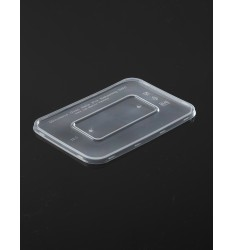 TRANSPARENT LID FOR MICROWAVE CONTAINER