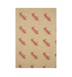GREASEPROOF PAPER WRAPPER NATURAL BROWN