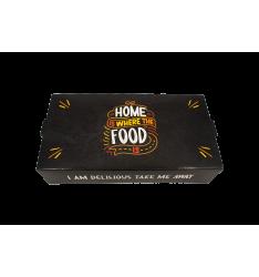 AUTOMATED FOOD BOX Τ24 24,1Χ13Χ5,5cm TAKE ME AWAY SERIES/50pcs.