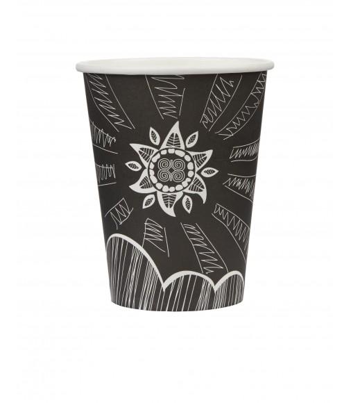 Single wall paper cup SUN 12oz/50pcs